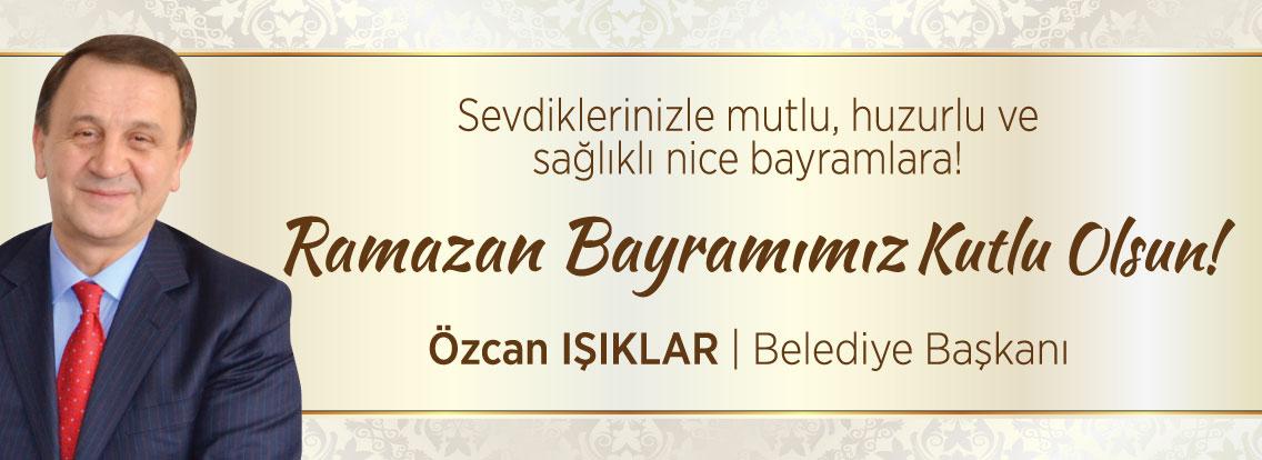 Ramazan Bayramı İlanı
