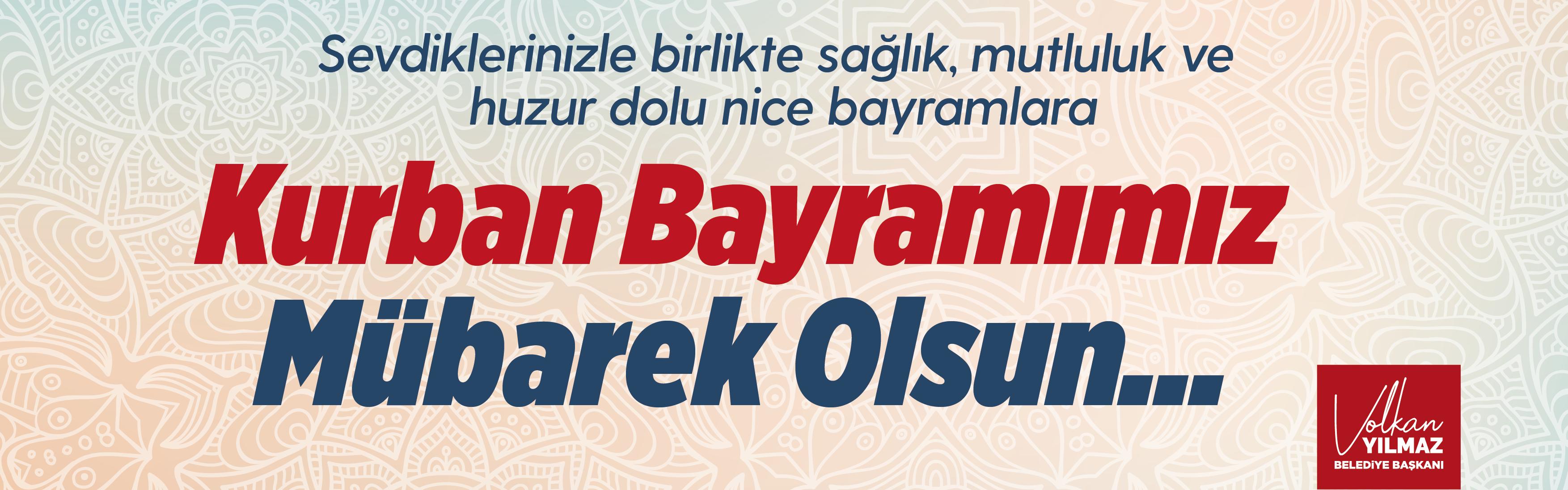 kurban bayramı banner