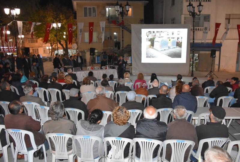 FATİH MAHALLESİ'NDE PLAN TOPLANTISI YAPILDI