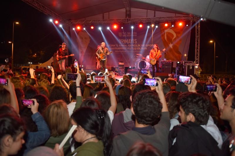 SİLİVRİ'DE 19 MAYIS COŞKUSU