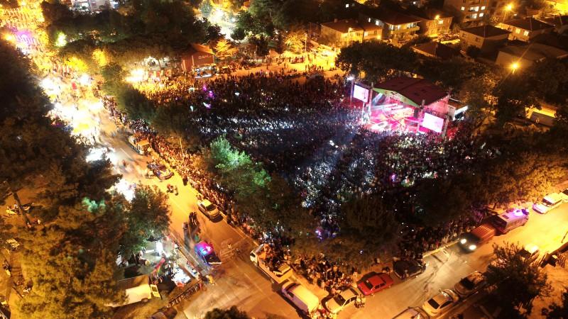 34 YILDIR SÜRDÜRÜLEN GELENEK; DOMATES FESTİVALİ