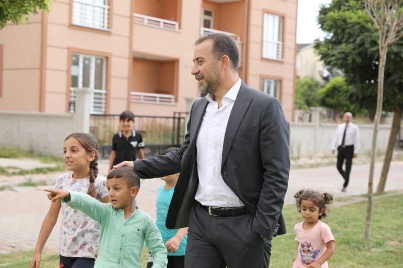 MİMARSİNAN MAHALLESİ'NİN ÇEHRESİ DEĞİŞECEK
