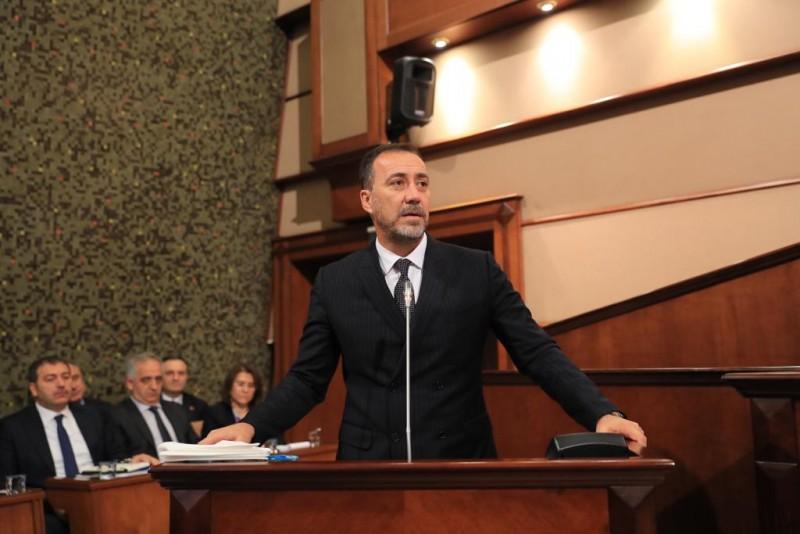 """BAŞKAN YILMAZ'DAN """"İNDİRİMLİ SU"""" TEKLİFİ"""