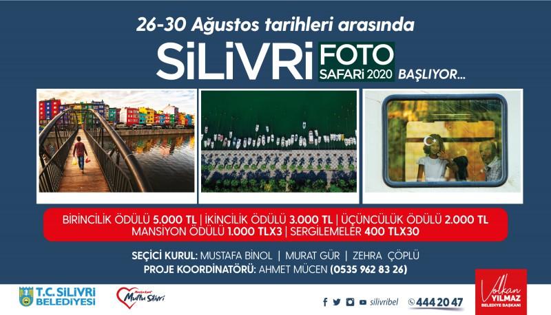 FOTO SAFARİ 2020 YARIN BAŞLIYOR