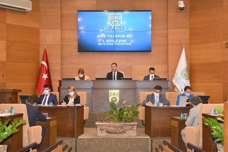 SİLİVRİ BELEDİYE MECLİSİNDEN AZERBAYCAN'A DESTEK BİLDİRİSİ
