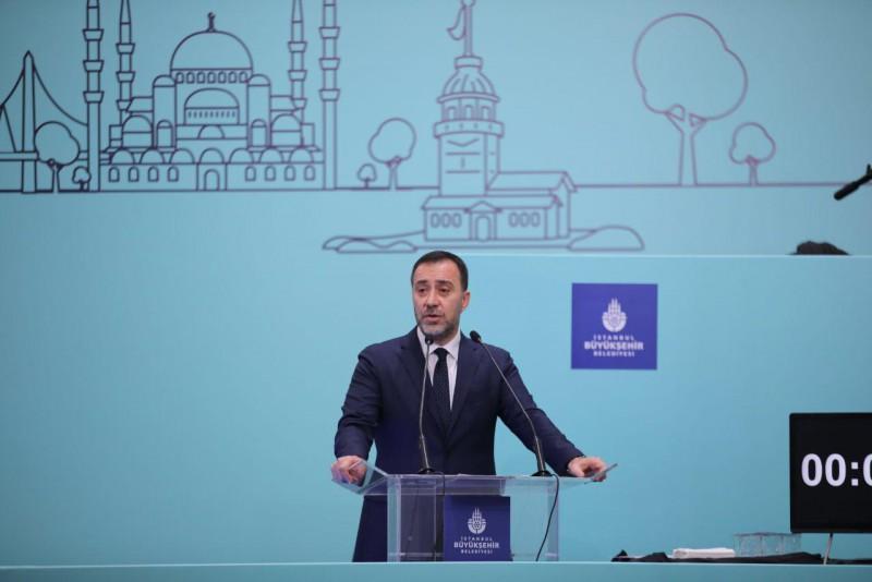 """BAŞKAN YILMAZ: """"TÜRKÇEMİZE SAHİP ÇIKALIM!"""""""